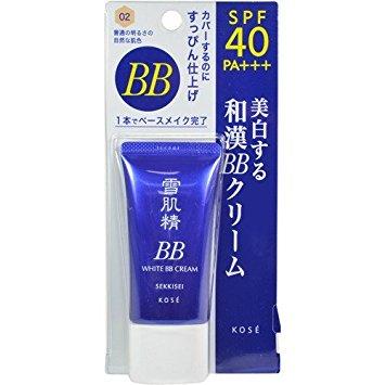 BB Kose Cream Sekkisei White BB Cream (30g) Nhật Bản