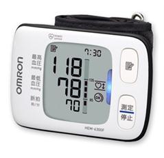 Máy đo huyết áp cổ tay Omron HEM