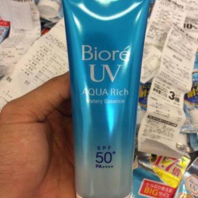 Kem chống nắng Biore UV Aqua Watery Essence nội địa Nhật 85g