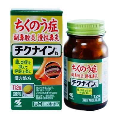 Thuốc viêm xoang 112v