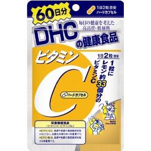Viên uống DHC bổ sung vitamin C
