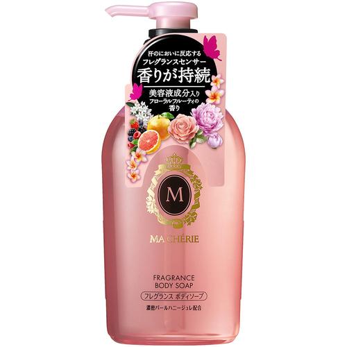 Sữa tắm Shiseido Ma Chérie 450ml