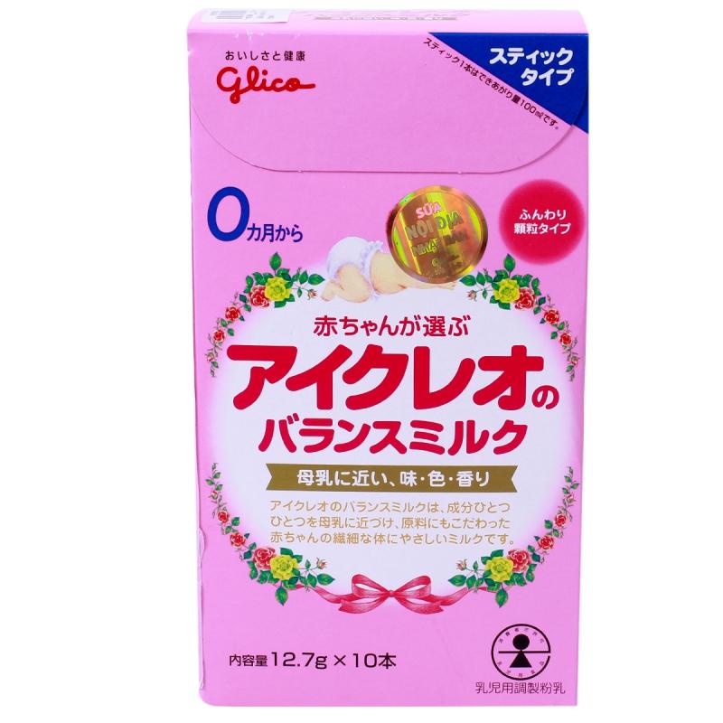 Sữa Glico Icreo số 0 dạng túi